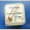 BO 03AxxxG Cutmaster® Gold  Ролик «Silberschnitt» для автоматизированных столов резки