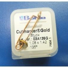 ВО 03AxxxG  Ролик «Silberschnitt» для автоматизированных столов резки Cutmaster® Gold