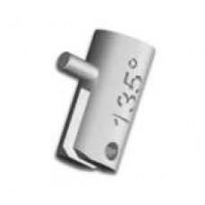 ВО 432.3 Держатель «Silberschnitt» (металл) под ролик ВО 05ВХХХ°