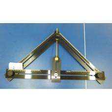 Циркульный стеклорез для угловых закрулений BO 561.0