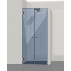 Душевая c двумя дверями