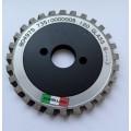 Круг шлифовальный сегментрованный FE6 SS 100x8x22 U10 X5