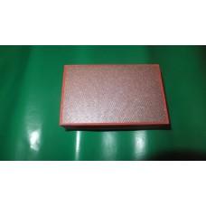 Ручной шлифовальный инструмент «Diapad» с алмазным покрытием, красная