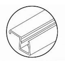 Профиль уплотнительный для душевых кабин HDL 202