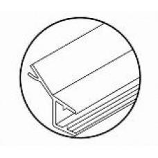 Профиль уплотнительный для душевых кабин HDL 203A