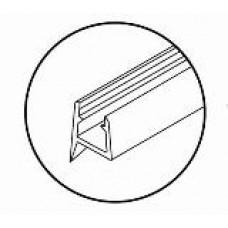 Профиль уплотнительный для душевых кабин HDL 204