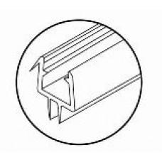 Профиль уплотнительный для душевых кабин HDL 206