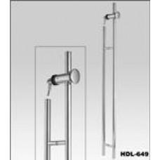 Ручки-скобы с замком HDL-649
