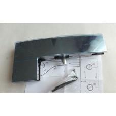 Угловой фитинг панелей с осью для верхней петли HDL-140Y