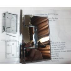 Петля душевая стена-стекло HDL-301D