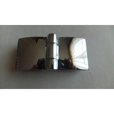 Петля душевая стекло-стекло HDL-348