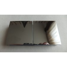 Коннектор для стекла HDL-744 стекло-стекло 180 гр