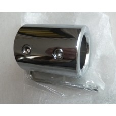 Соединитель для душевой штанги  труба-стена 90º HDL-901