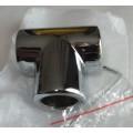 Соединитель для душевой штанги  т-образный  90º HDL-902