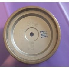 Алмазный круг чашечный CC 150x39x11 J40 E17,5 W8 V45 X8 120 MB005