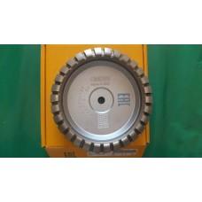 Алмазный круг чашечный SS 150x44x11 J40 E17 W15 V45 X5 120 MB005