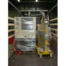 Экструдер 2-х компонентный 2КМ на полиуретане б/у Германия