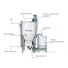 Система очистки рабочей воды
