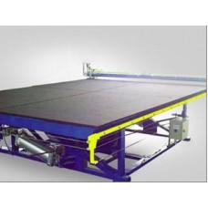 Стол полуавтоматический  для резки листового стекла ST 3,2 Mastercut