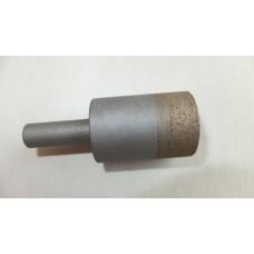 Сверло для стекла D-26 мм для  дрель
