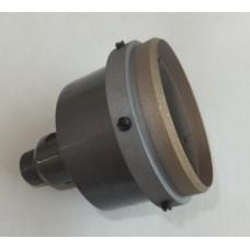 Сверло для стекла D-70мм с зенкером