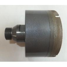Сверло для стекла D-75мм