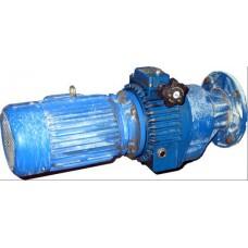 Двигатель YD100L1-4/2 с бесступенчатым редуктором JWB-X2/2.4-28/56F